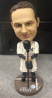 New York Yankees Bobblehead SGA Stadium Giveaway Lot Of 3 Munson Gehrig Jackson
