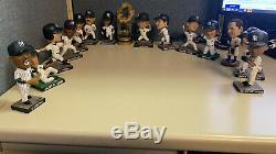 New York Yankees Bobbleheads Stadium Giveaway Lot SGA