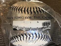 New York Yankees Final Game At Yankee Stadium Baseball Derek Jeter Rare