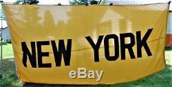 New York Yankees Mlb Stadium Banner