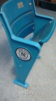 New York Yankees Stadium Seat # 9 Excellent Condition