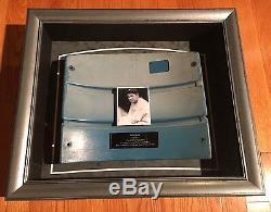 New York Yankees Stadium Seat Back Framed (Authentic 1923-2008)
