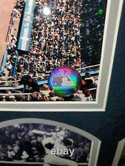 New York Yankees Stadium The Final Season Framed MLB Licensed Wall Art