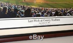 New York Yankees Yankee Stadium 2004 Panoramic Poster #2034