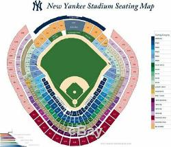 New York Yankees v Blue Jays 1-4 VIP Legends Suite tickets Section 26! Sat. 7/13