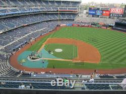 New York Yankees vs. Boston Redsoxs (8/2/2019) Yankee Stadium