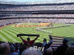 New York Yankees vs. Detroit Tigers (4) Tickets 4/28/2020 @Yankee Stadium
