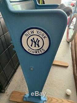 New york yankees stadium seat # 10