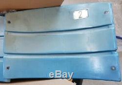 Old Yankee Stadium GAME USED Seatback #2 Derek Jeter NEW YORK YANKEES Rare