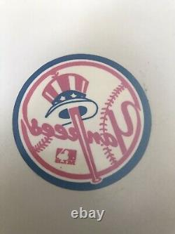 Original 1923-73 New York Yankees Wooden Stadium Seat
