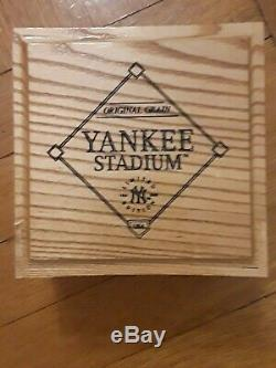 Original Grain 1923 Authentic Ruth Gerhig New York Yankees Stadium Seat Watch