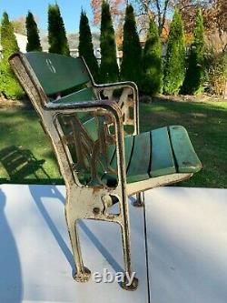 Polo Grounds Double Figural Stadium Seat New York Giants Jets Yankees Mets