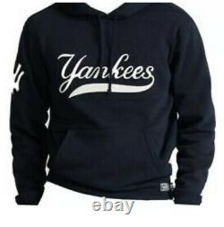Polo Ralph Lauren MLB Stadium New York NY Yankees Hoodie SZ L NWT. IN HAND