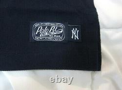 Polo Ralph Lauren Stadium New York Yankees Polo Shirt Crest 1992 XLarge XL bear