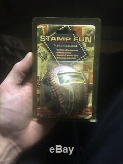 Stampfun New York Yankee Stadium Baseball Collectors Genuine World Champions