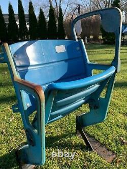 Super Rare! New York Yankee Stadium Seat Chair 1976-2008 Championship Yankees
