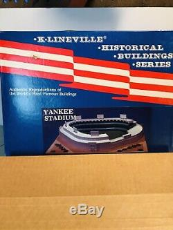 Vintage New York Yankees K-Lineville Reproduction Yankees Baseball Stadium