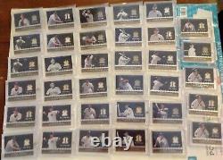 Yankee Stadium Legacy Complete Set 1 6742 Bombers New York Babe Lou Reggie Joe
