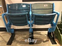 Yankee Stadium Original Seat Pair New York Yankees