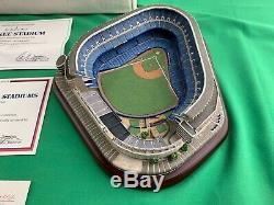 Yankee Stadium Replica Danbury Mint New York