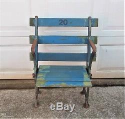 Yankee Stadium seat chair bench New York Yankees World Series Babe Ruth