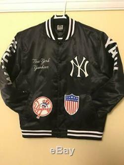 York/Yankees Batting Stadium Jumper Size L