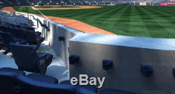 You Pick 9-Game Plan 1 Field Level Section 108 Row 1 New York Yankees Ticket